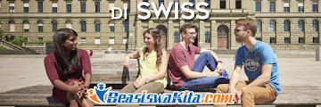 Beasiswa S2 Luar Negeri Swiss