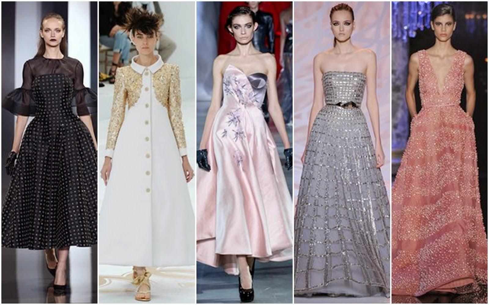 3f990319bac Beautifully Fierce!  Paris Haute Couture  Fall 2015 Trends.