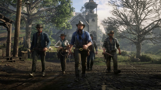 trucos de Red Dead Redemption 2 para PS4