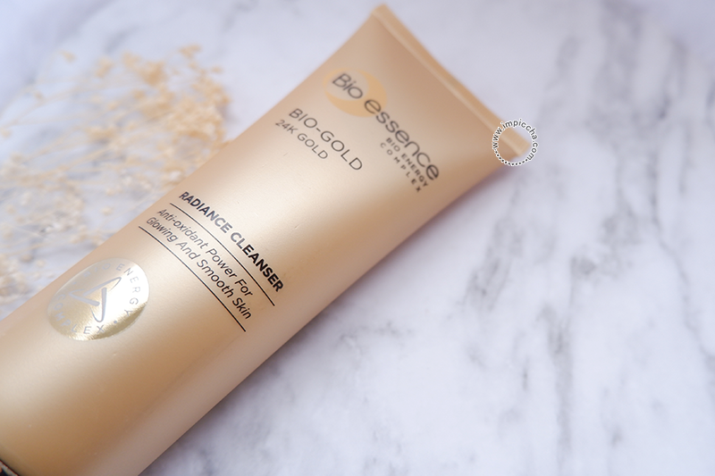 Bio-Gold Radiance Cleanser