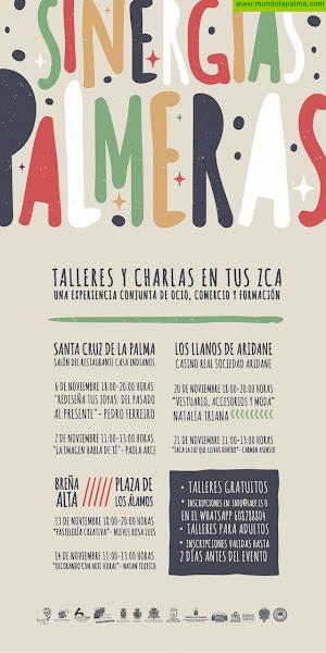 FAEP  presenta 'Sinergias Palmeras', un modelo de dinamización comercial con propuestas de formación, promoción y cultura