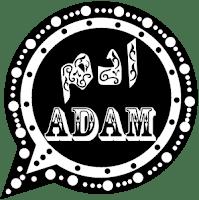 adamwhatsapp black .apk