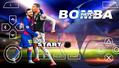 Download Bomba Patch 2020 PPSSPP Brasileirão Update