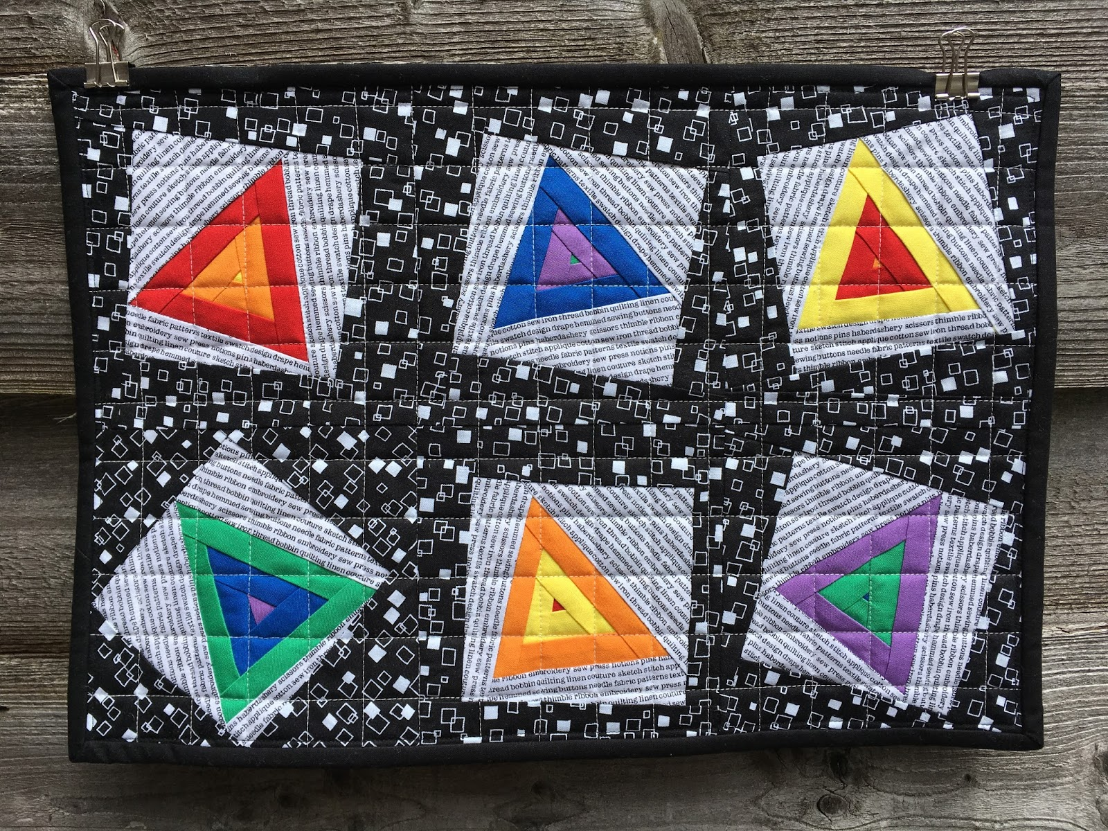 △ Spectrum qst quilt △ & mini quilts △ / charm about you