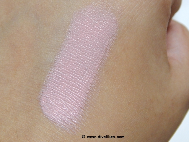 Maybelline Color Sensational Nude Lipstick Ravishing Rose 975 Swatch