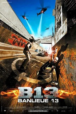 District B13 (2004) 300MB Full Hindi Dual Audio Movie Download 480p BluRay