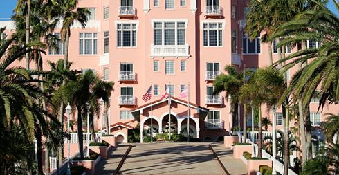 Don CeSar Pink Hotel Florida