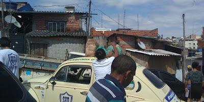 Atividade SHD: Distribuição Solidária Vila União Cidade AE Carvaho