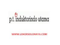 Loker Boyolali Kepala Accounting, Staff IT dan Operator Produksi di PT Induktorindo Utama