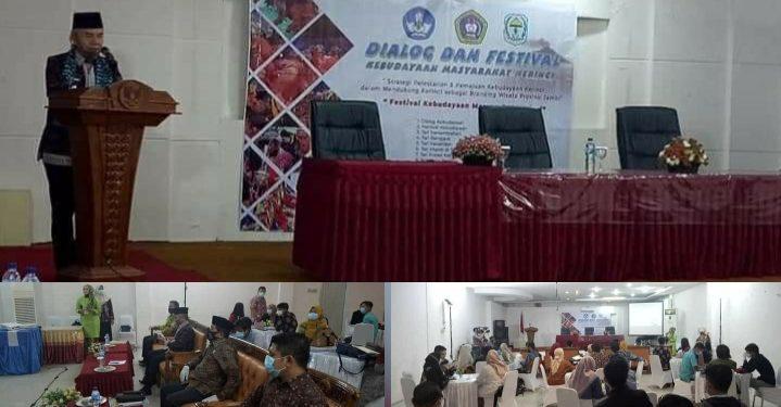 Sebagai Branding Wisata, Bupati Adirozal Buka Dialog Dan Festival Kebudayaan Masyarakat Kerinci