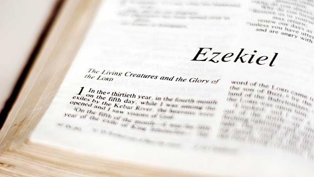 Ezequiel 1:1-28 Comentado e Interpretado