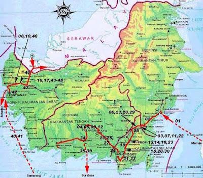 Ibukota Baru Negara Indonesia di Kalimantan