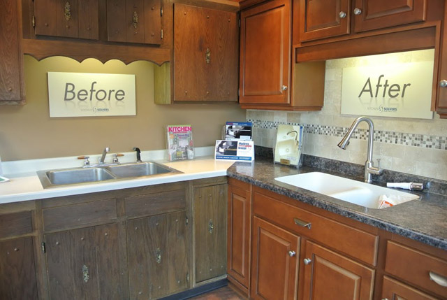 Renovate Old Kitchen Cabinets