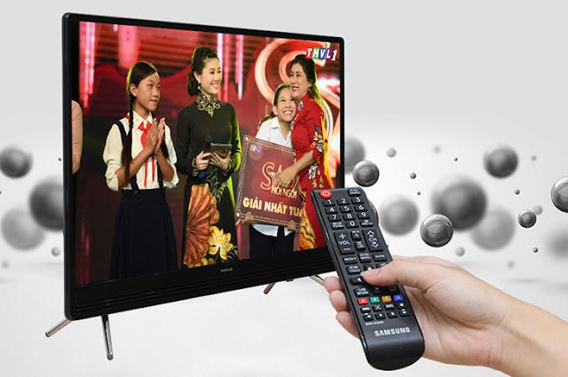 Cách sử dụng tivi khoa học để không bị phồng rộp mốc màn hình