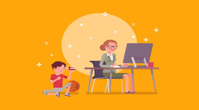 Tips dan Kiat Mengasuh Anak Untuk Ibu Pekerja