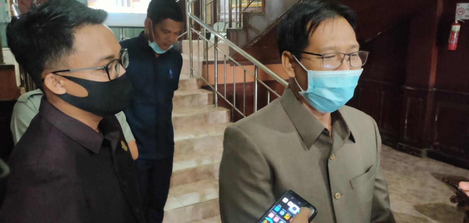 Soal Pencegahan Covid-19 di Tanjabtim, Mahrup : Pemda Sudah Maksimal