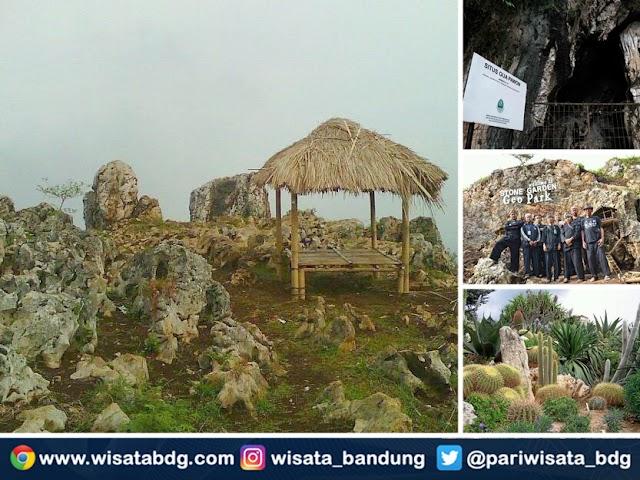 Stone Garden, Wisata Edukasi Mengenal Sejarah Bandung Purba