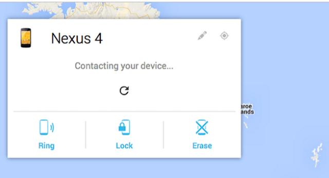 Cara Menggunakan Android Device Manager 3