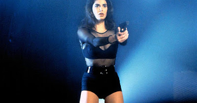 Teri Hatcher as Samantha Crain in BRAIN SMASHER... A LOVE STORY!