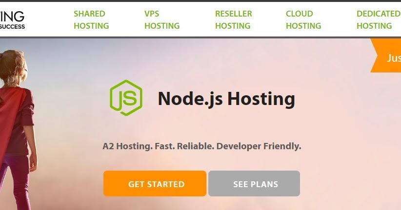 Хостинг для node js какой хостинг для переезда