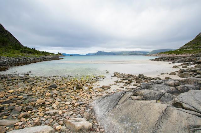 Spiaggia di Henningsvaer-Isoe Lofoten