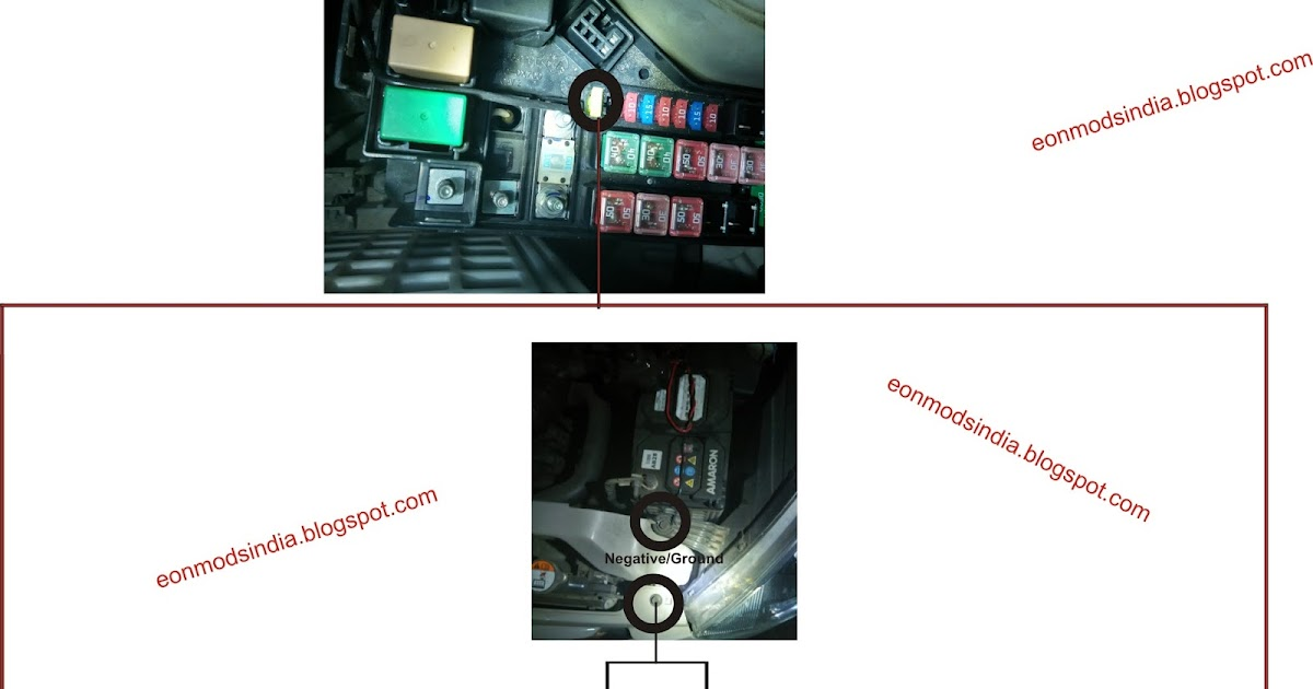 Hyundai Eon Fuse Box Better Wiring Diagram Online