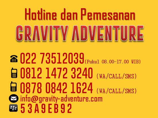 Paket Rafting Pangalengan Gravity Adventure
