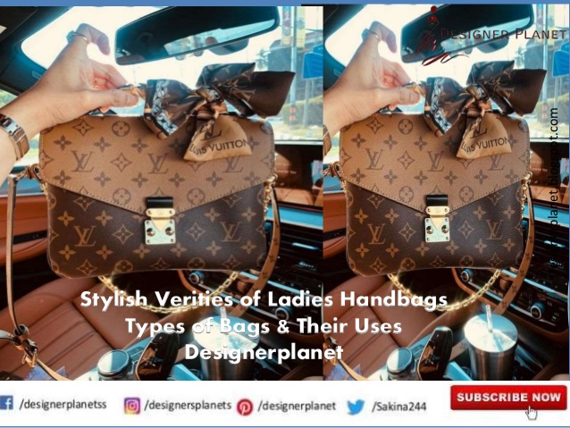 Different Types Of Handbags For Women