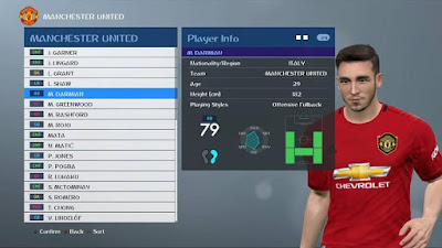 PES 2017 Facepack Repack for T99 Patch