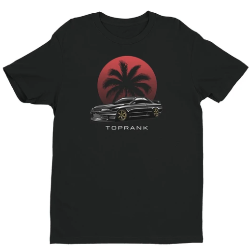 SoCal R32 GT-R Shirt from importavehicle.com