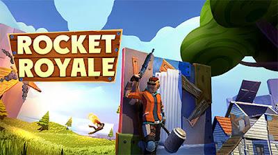Rocket Royale Apk + Mod (Free-shopping) Free Download