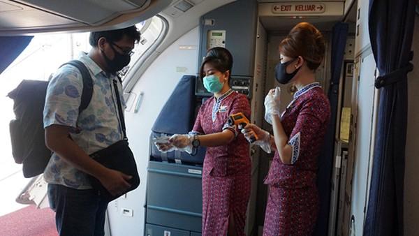 Lion Group Kembali Buka Penerbangan Domestik-Mancanegara dengan Syarat