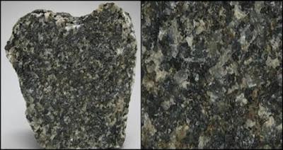 Bentuk batu gabro