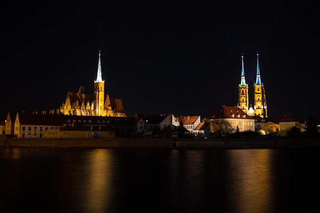 Collegiata di Santa Croce e Cattedrale di San Giovanni Battista-Breslavia
