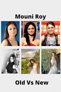 mouni roy early pictures