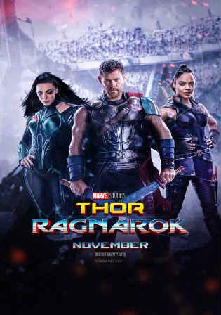 Thor Ragnarok 2017 HDCAM 850Mb Hindi Dubbed Dual Audio x264