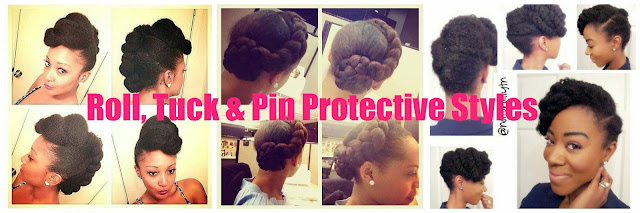 tuck and roll hair styles protective styling hair are your options limited 7065