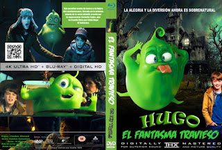 HUGO EL FANTASMA TRAVIESO - GHOSTHUNTERS : GESPENSTERJAGER