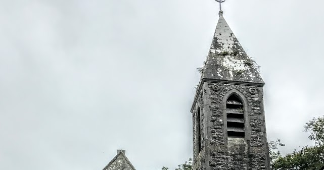 Patrick erford Saint Paul s a former parish church stands on
