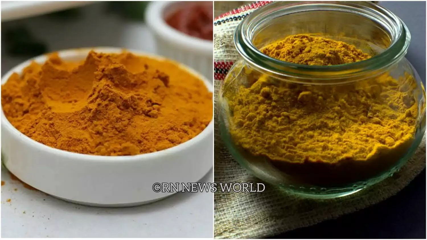 How To Use Turmeric For Open Skin Pores
