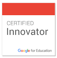 Google for Education Certified Innovator, 2014-Present