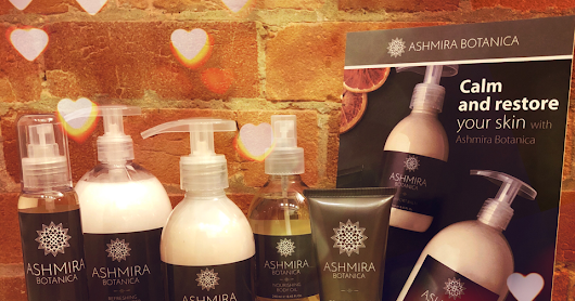 Introducing the new Ashmira Botanica pre and post-wax skincare line