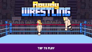 Rowdy Wrestling - screenshot 1