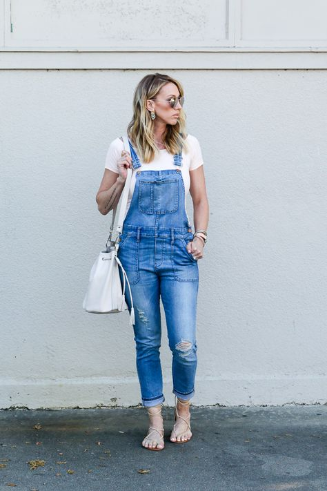 off duty weekend style overalls casual overall style parlor girl
