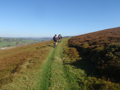 Llandegla and over the hills Sat 15 Oct