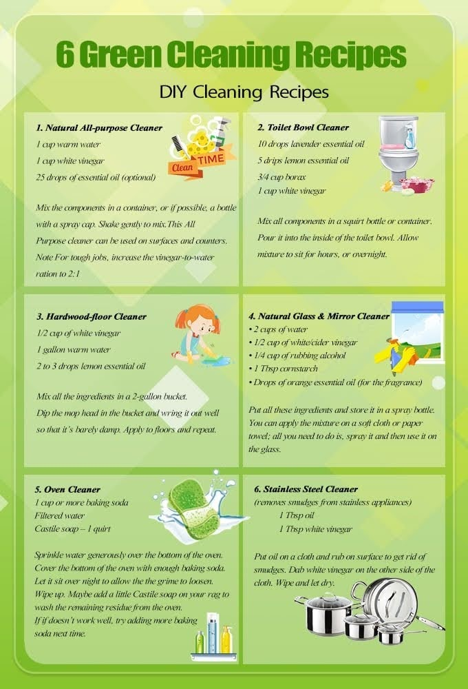 6-natural-cleaning-recipes-you-can-make-at-home-infographic