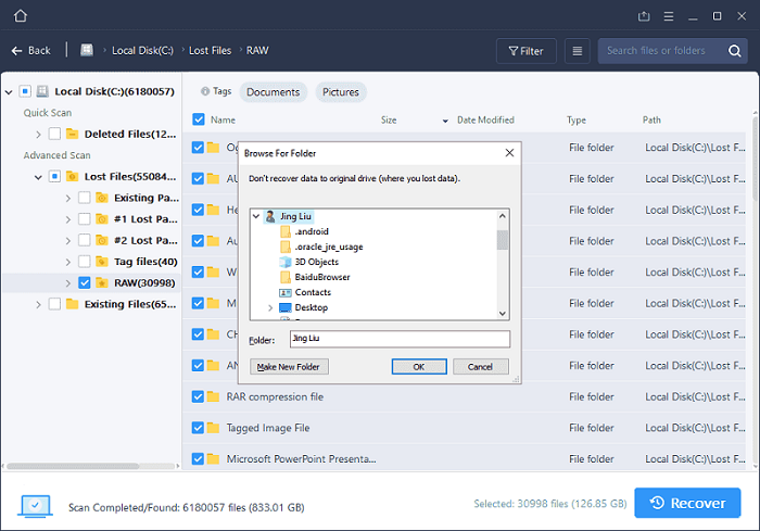 Best Way To Recover Deleted Files In Windows 10