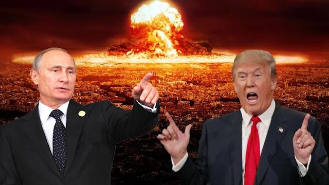 Putin ABD Sıcak Savas Trump
