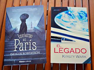 Invierno en París y El legado
