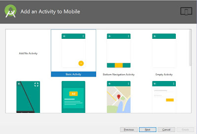 Add Activity Android
